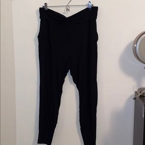 Fold-over Jogger